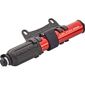 Lezyne HV Drive Mini bomba Pequeño, glossy red